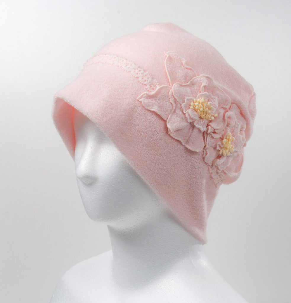 ケアぼうし(ピンク)