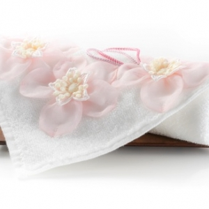 瀬戸内の華ハンカチ ハンドタオル 桜花