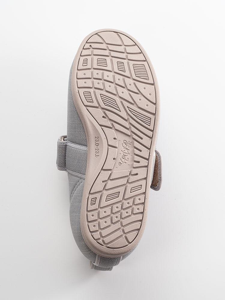 ダブルマジック 靴底 屈曲性と耐久性を高めたグリップ性のある底